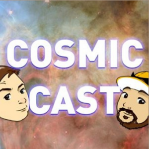 Cosmic Cast 3: On a Ray and a Prayer