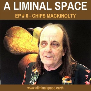 EP #6 - Art, activism & protest to plant the seeds of change (Chips Mackinolty)
