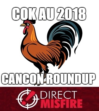 Direct Misfire: CoK Au 2018 round up
