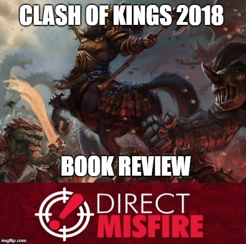 Direct Misfire: CoK 2018 Book review