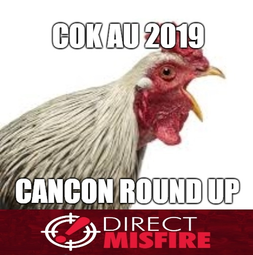 Direct Misfire: CoK Au 2019 round up
