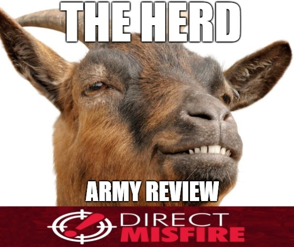 Kings of War: The Herd army review