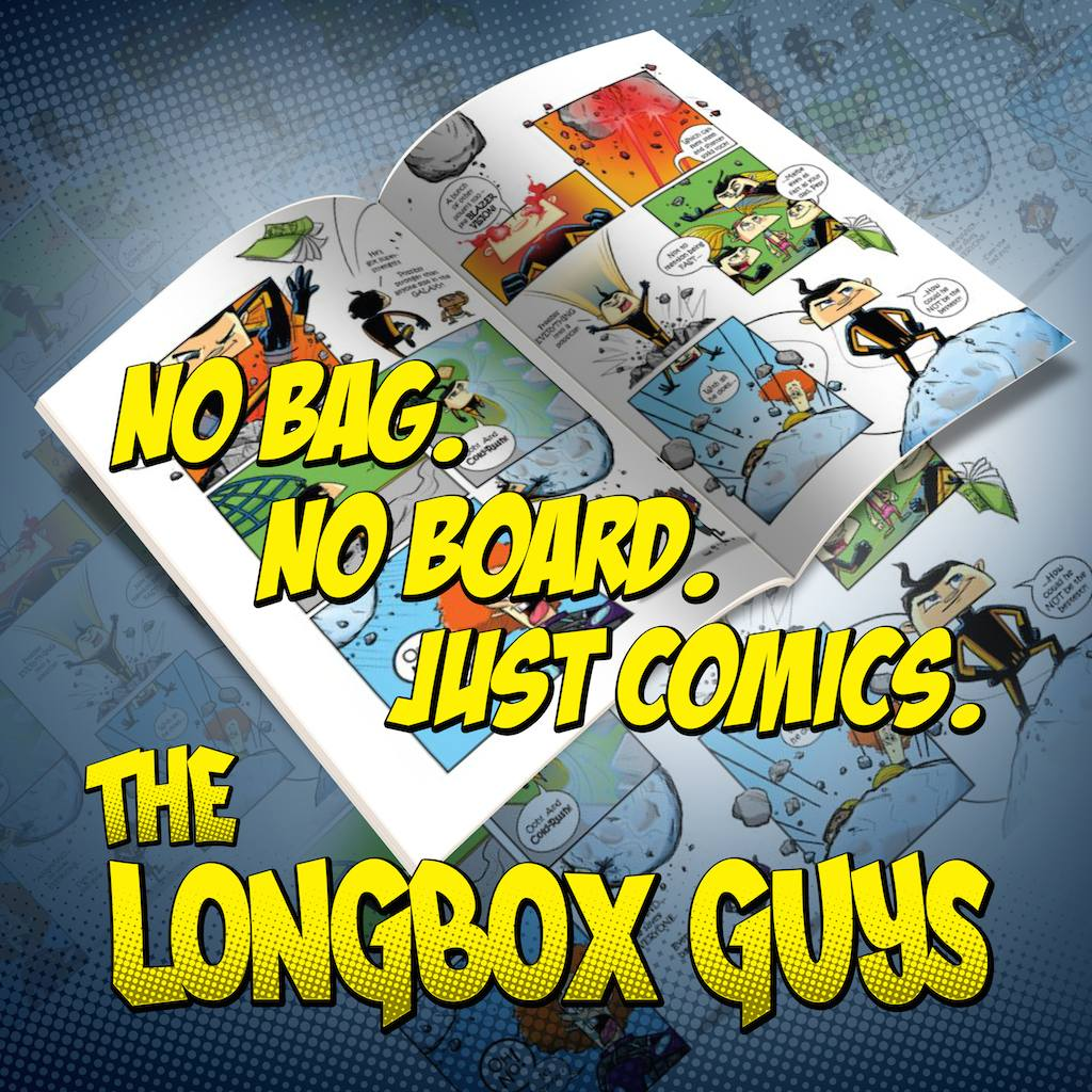 Longbox Guys 129: Hawk & Dove