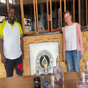 Uncovering Namibia's Unique Craft Gin