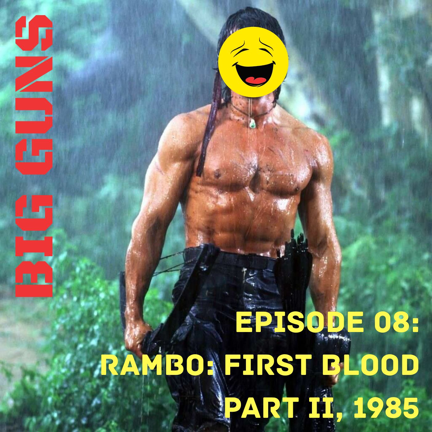 Episode 08 Rambo First Blood Part Ii 1985