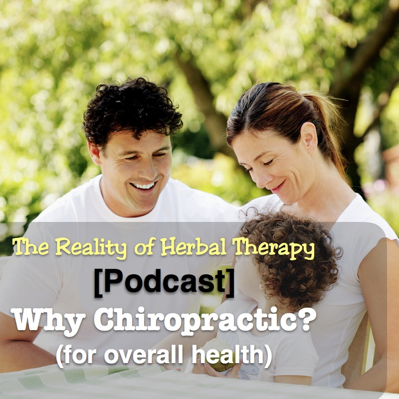 Why Chiropractic? (For overall health)