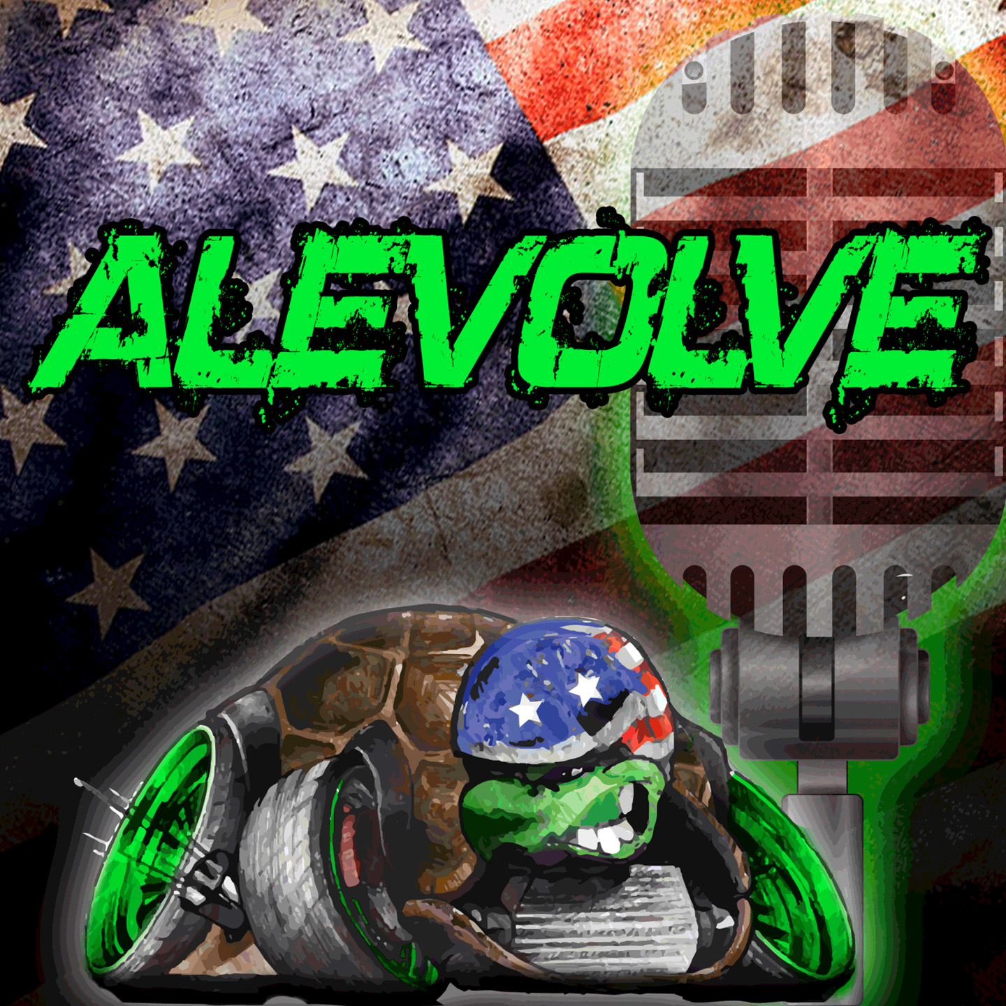 ALEVOLVE RADIO! Episode 1