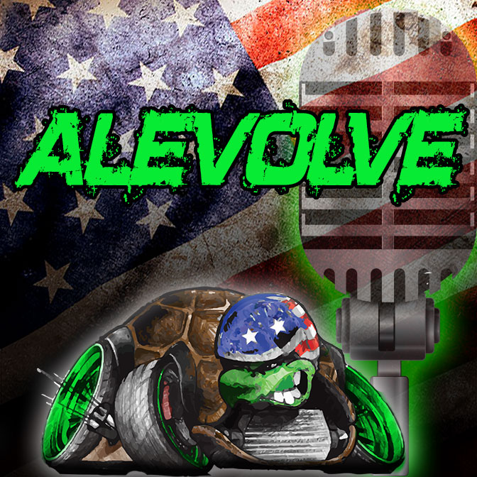 ALEVOLVE RADIO! Episode 5 - Waste In the Government, Success, Jokes, Life
