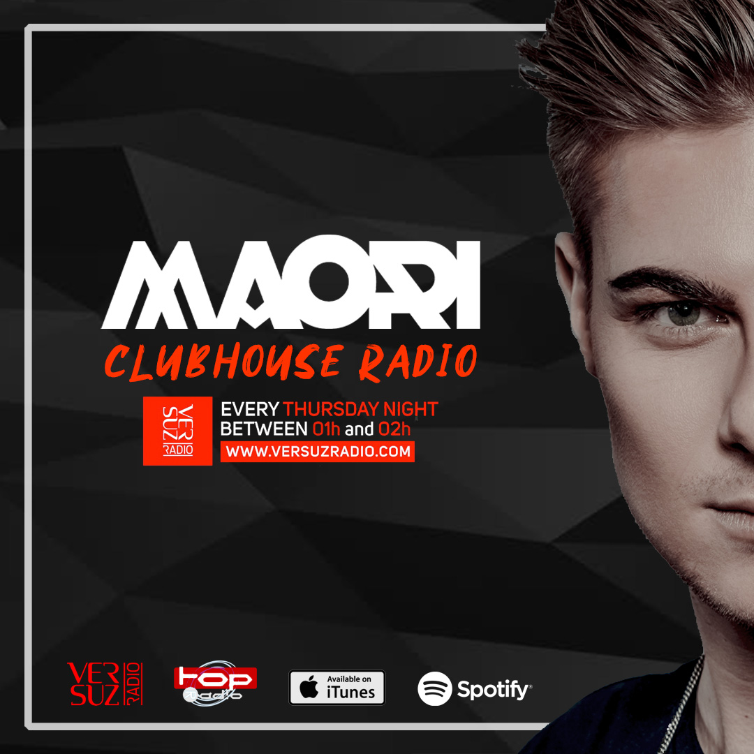 Clubhouse Radio by Maori - Episode #066 (Live at Radio Contact)