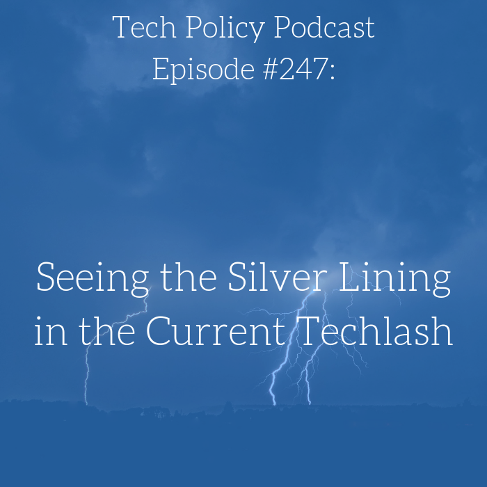 #247: Seeing the Silver Lining in the Current Techlash