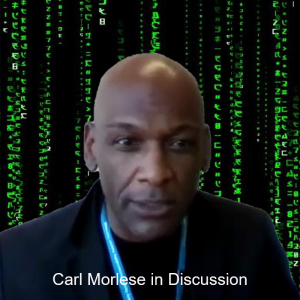 Carl Morlese in Discussion