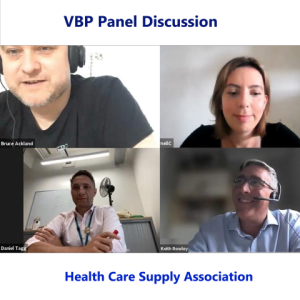 VBP Panel in discussion
