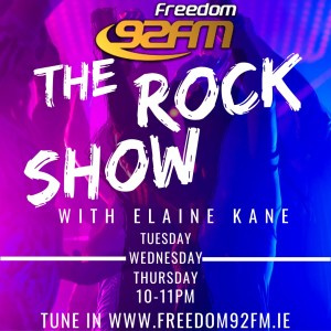 The Rock Show with Elaine Kane - Wednesday 21st October