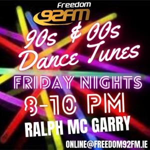 Friday Night Dance Show with Ralph McGarry - Friday 25th September