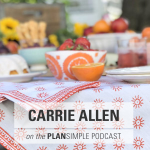 Finding Flow with Carrie Allen