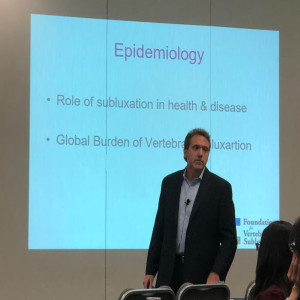 The Epidemiology of Vertebral Subluxation