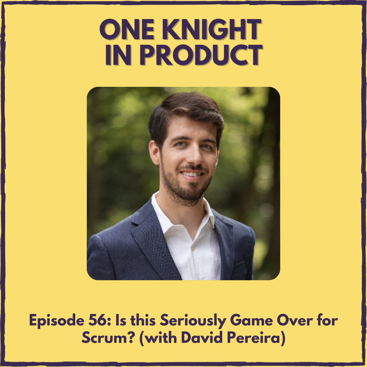 Is this Seriously Game Over for Scrum? (with David Pereira, Head of PM @ Virtual Identity, Editor @ Serious Scrum)