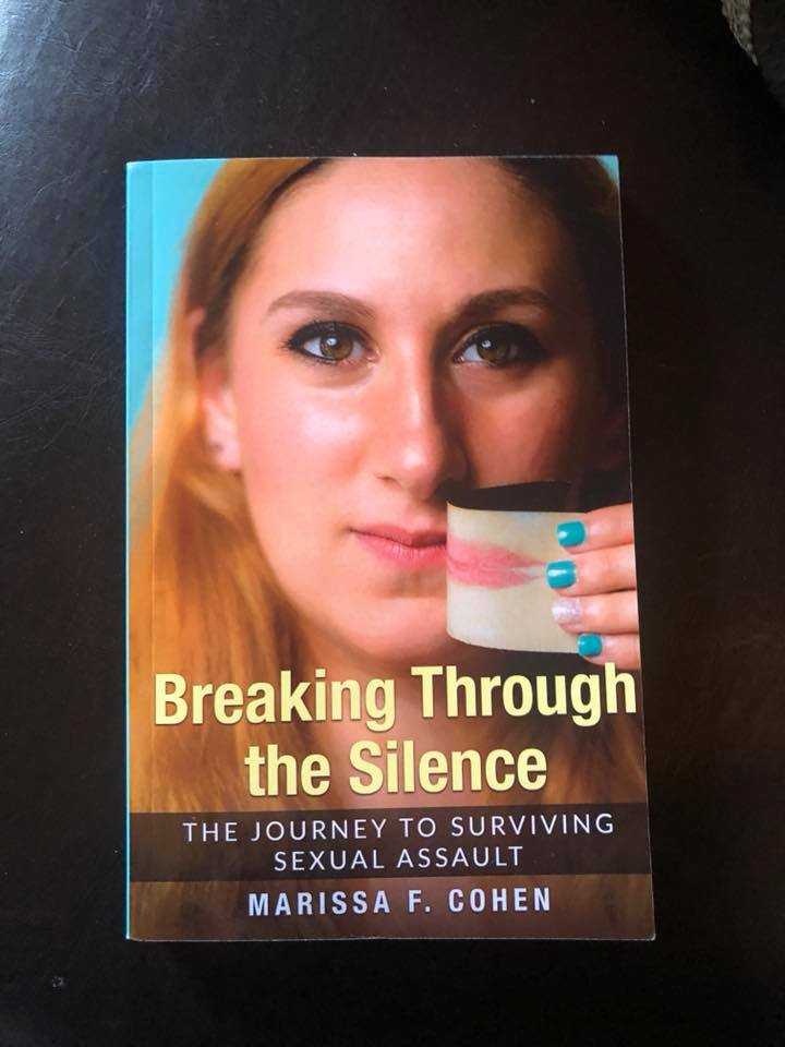 Episode 31 -  Marissa Cohen of Breaking Through the Silence
