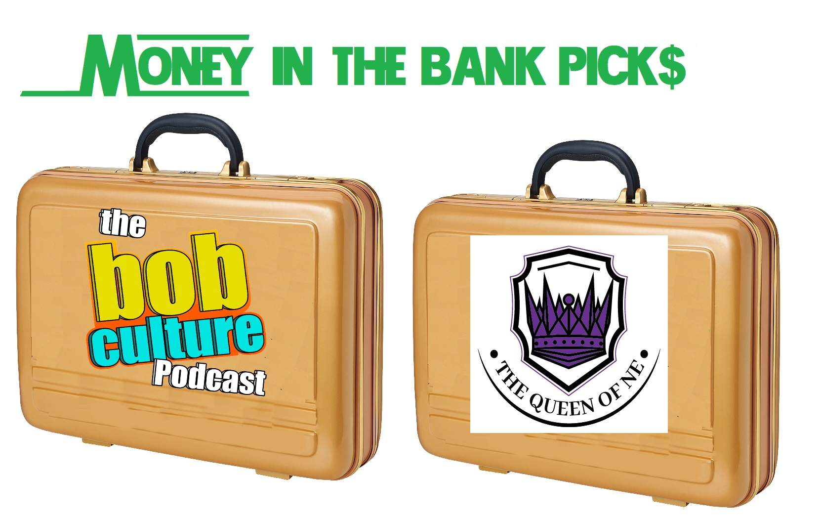 Money In The Bank Predictions feat. The Queen of NE