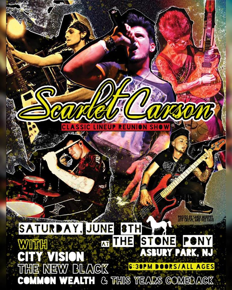 The Return of Scarlet Carson