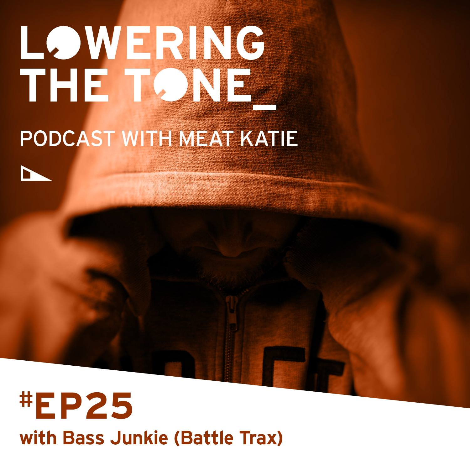 Meat Katie 'Lowering The Tone' Episode 25 Interview with Phil Klein ( Bass Junkie/Battle Trax)