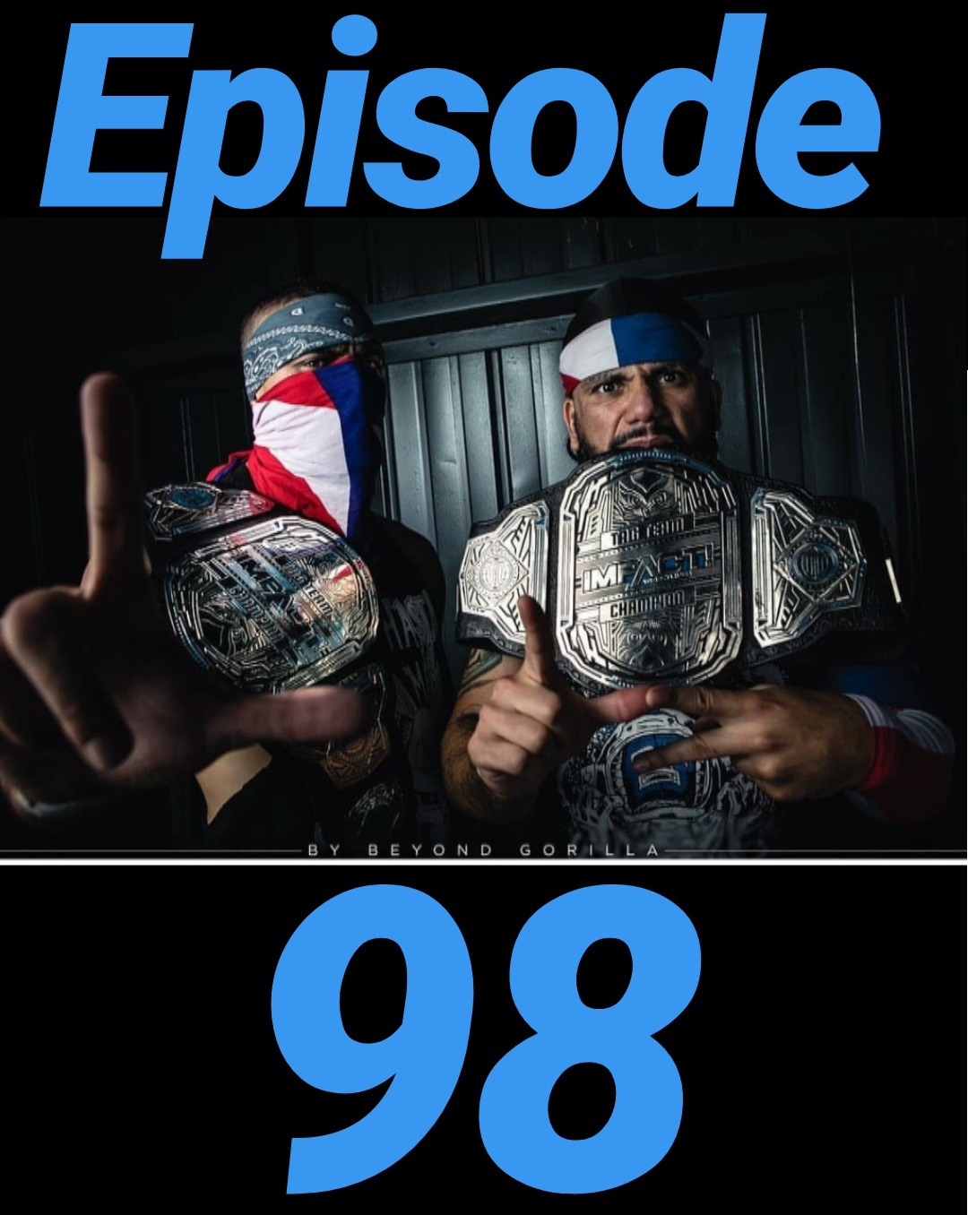 AJ OUM Episode 98 - Interview with LAX