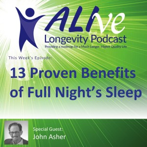 The 13 Proven Benefits of Getting a Full Night's Sleep