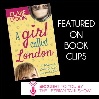 Book Clips: Girl Called London by Clare Lydon