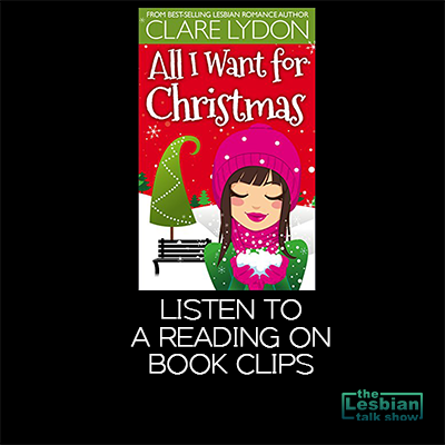 All I Want For Christmas by Clare Lydon - Book Clips