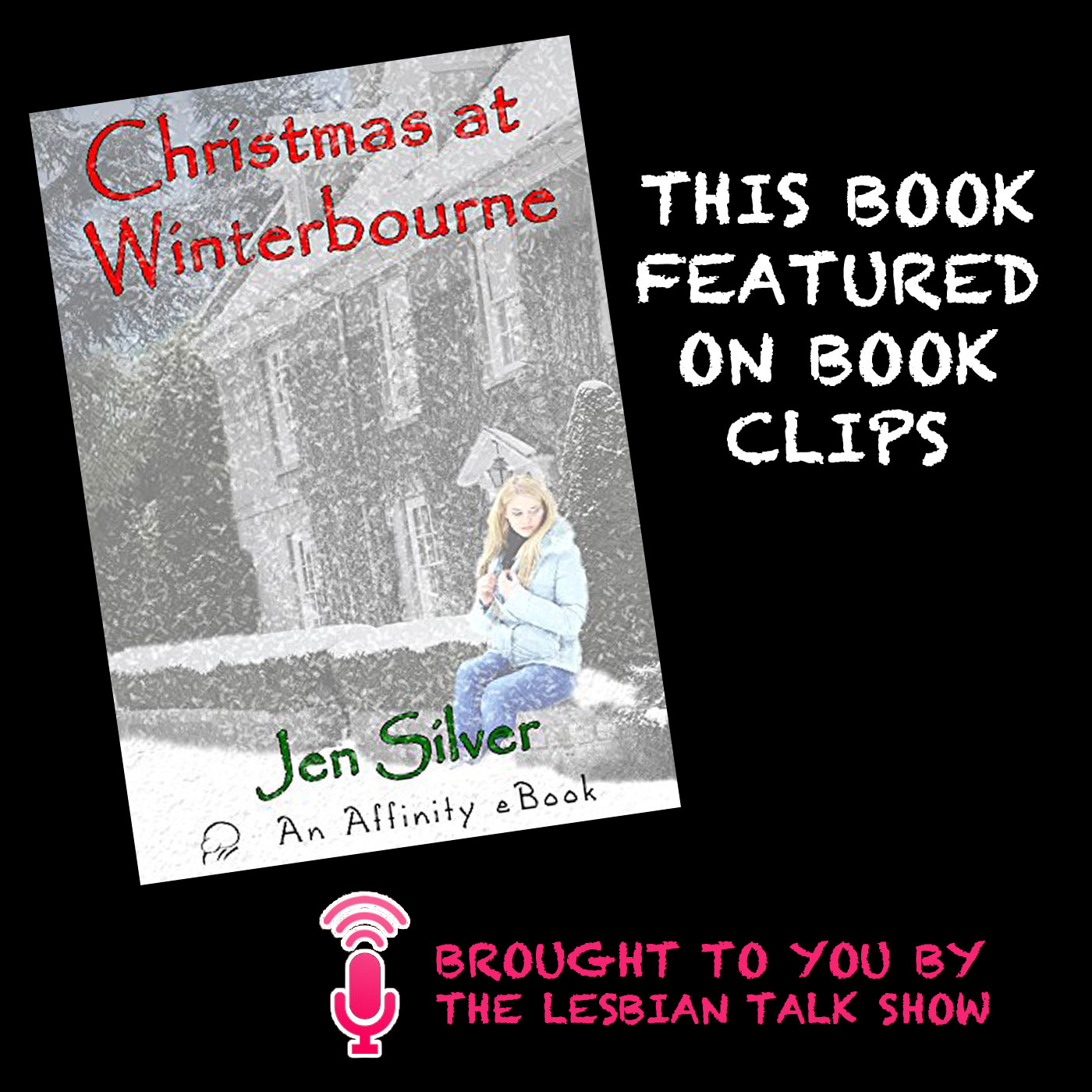 Book Clips: Christmas At Winterbourne by Jen Silver