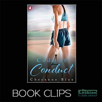 Code Of Conduct by Cheyenne Blue - Book Clips