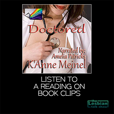 Doctored by K'Anne Meinel - Book Clips
