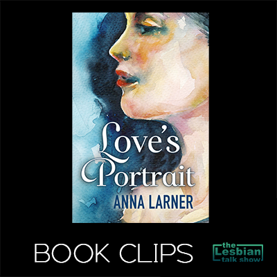 Love's Portrait by Anna Larner - Book Clips