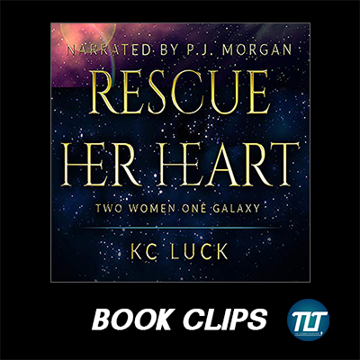 Rescue Her Heart by KC Luck - Book Clips