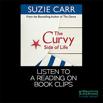 The Curvy Side of Life by Suzie Carr - Book Clips