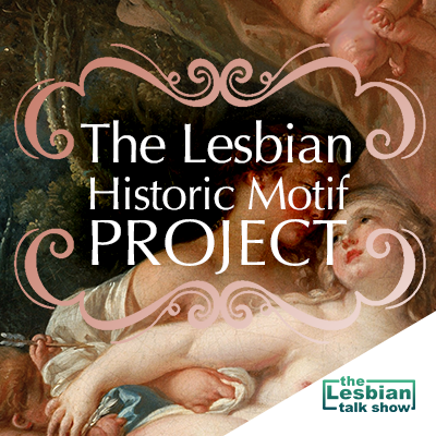 On the Shelf March 2019 - The Lesbian Historic Motif Podcast Episode 32a