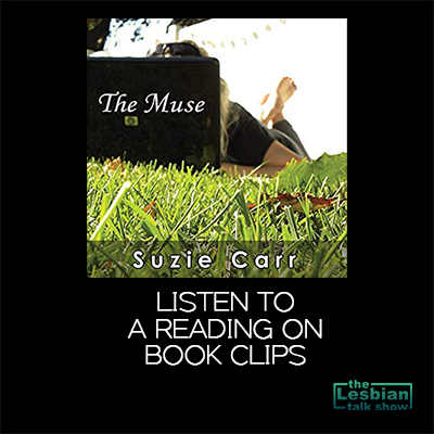 The Muse by Suzie Carr - Book Clips