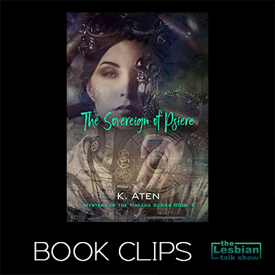 The Sovereign of Psiere by K Aten - Book Clips