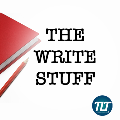 The New My Lesfic - The Write Stuff