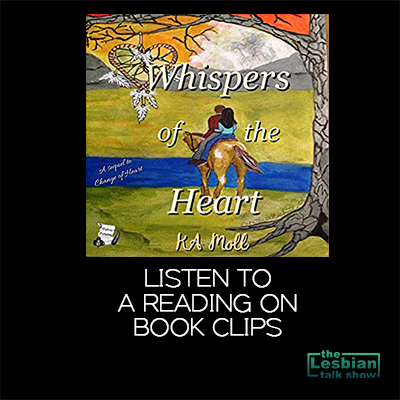 Whispers Of The Heart by KA Moll - Book Clips