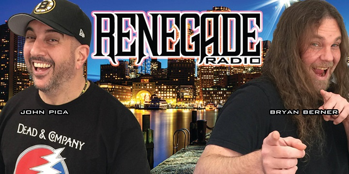 Renegade Radio Hour 1 May 23rd, 2019