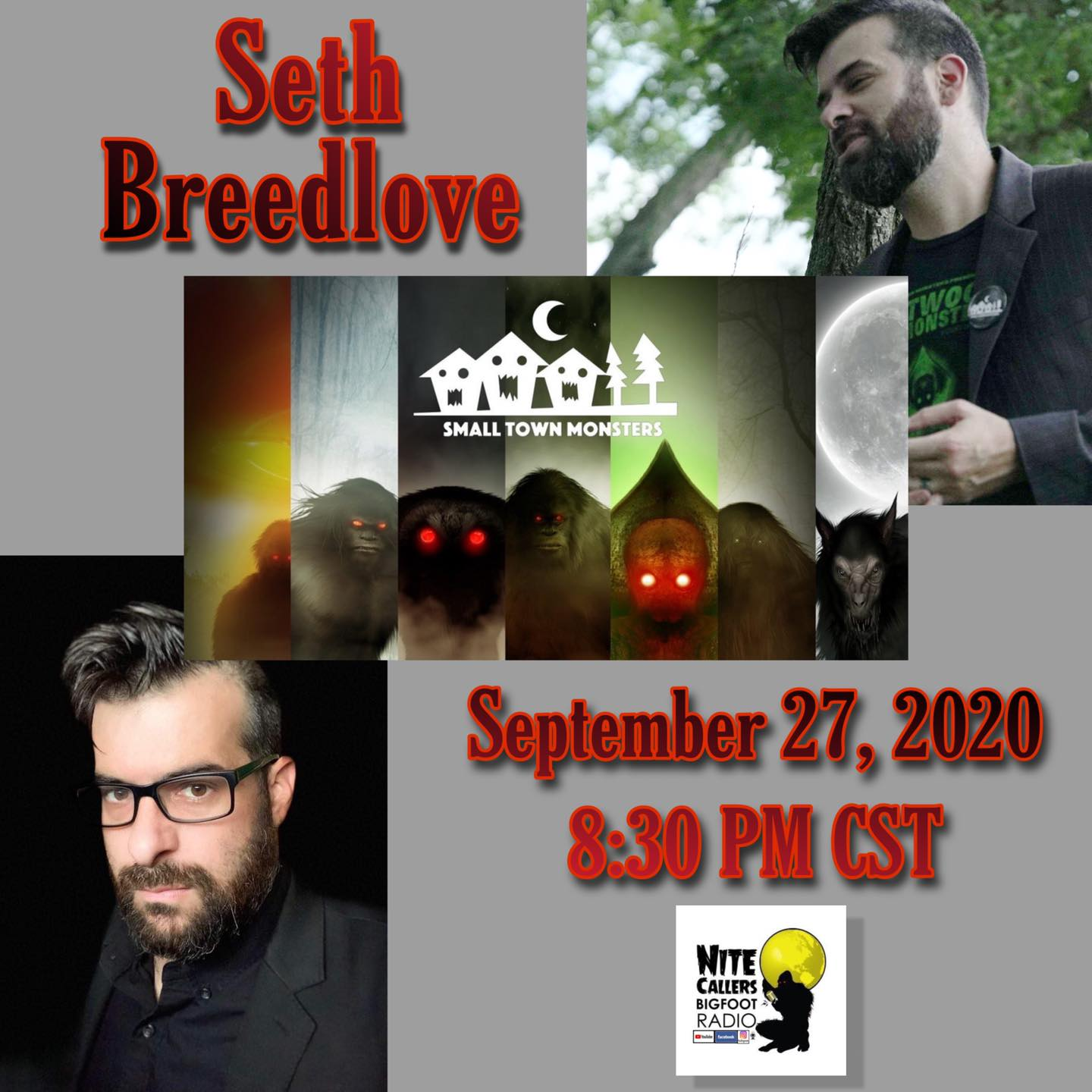 Ep. 302 Seth Breedlove, Small Town Monsters