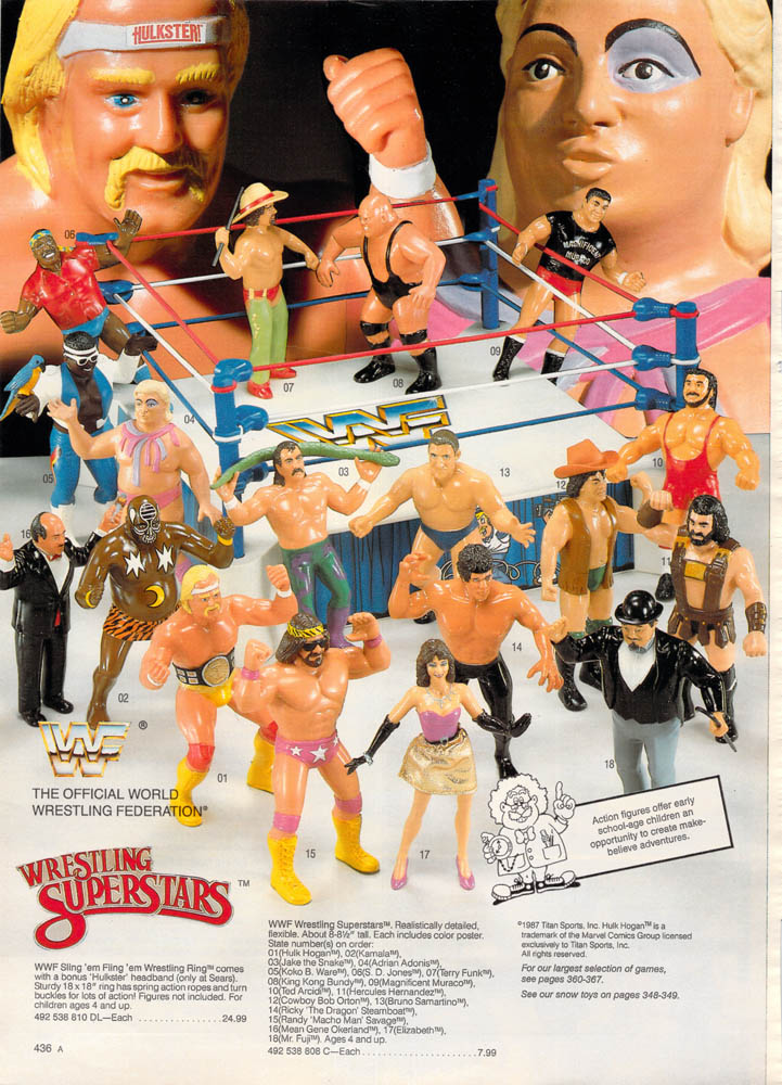 Fullyposeable Special interview with Bill LJN Designer from 1985-1988