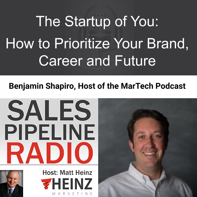 The Startup of You: How to Prioritize Your Brand, Career & Future