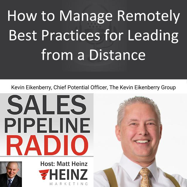 How to Manage Remotely - Best Practices for Leading from a Distance