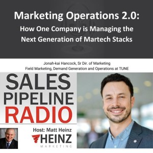 Marketing Operations 2.0:  How One Company is Managing the  Next Generation of Martech Stacks