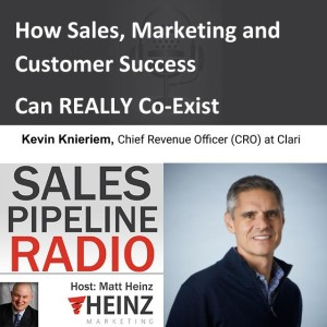 How Sales, Marketing and Customer Success Can REALLY Co-Exist
