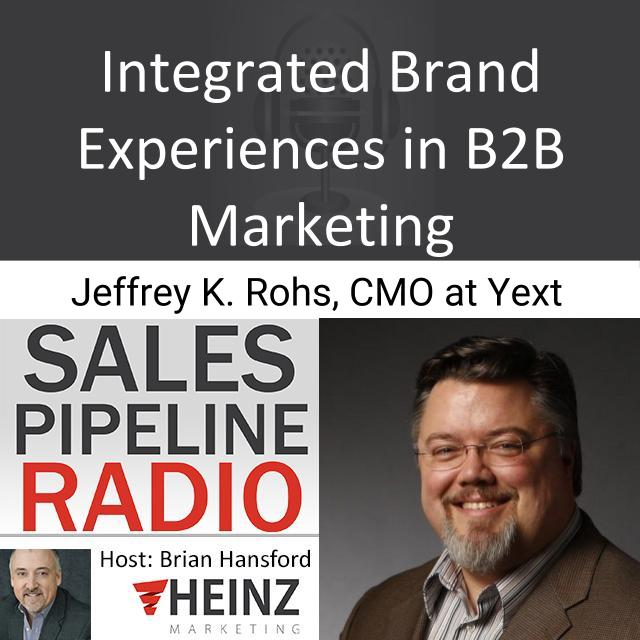 Integrated Brand Experiences in B2B Marketing
