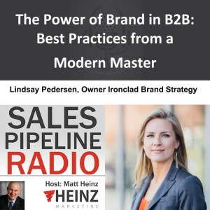 The Power of Brand in B2B: Best Practices from a Modern Master