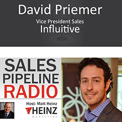 How to Balance the Art & Science of Selling and more with David Priemer